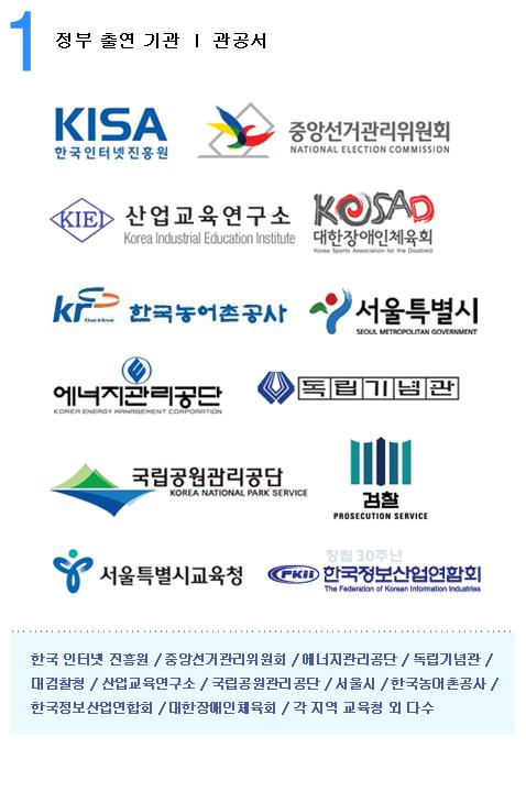 정부 출현 기관 | 관공서