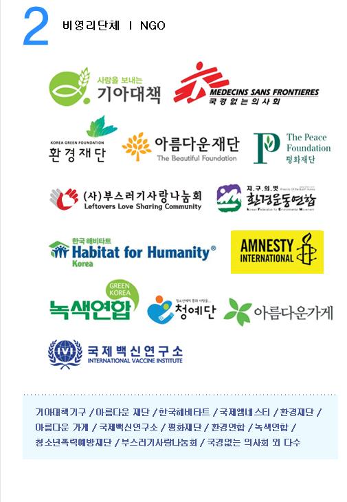 비영리단체 | NGO